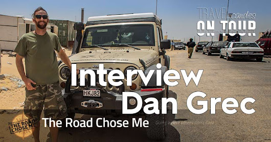 TRAVELcandies On Tour - Interview With Dan Grec - The Road Chose Me