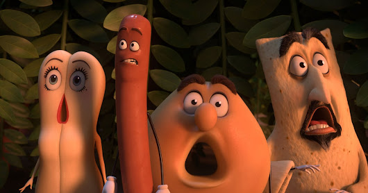 'Sausage Party' Review: Seth Rogen's Pornographic Food Toon Is Hilarious