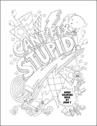 coloring pages curse words at getcolorings  free printable colorings pages to print and color