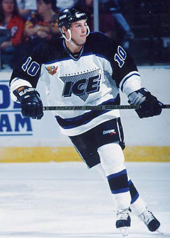 Steve Dubinsky Ice 94-95