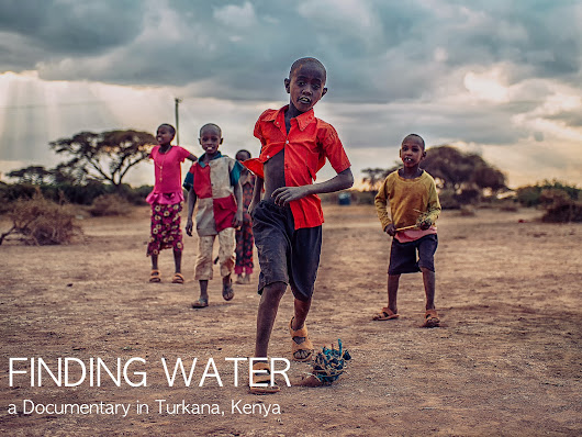 Finding Water by Brendan O'Brien —  Kickstarter