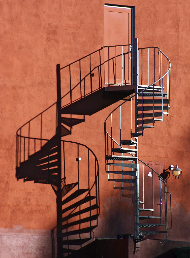 Staircase Shadow