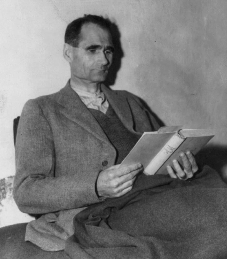 Rudolf Hess in Landsberg Prison.jpg