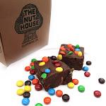 Chocolate M&M Candy Fudge - 1 lb.