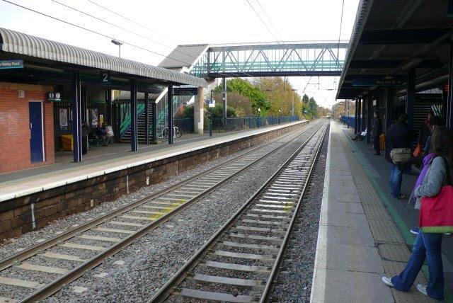 Selly Oak Station Birmingham Nigel Mykura Geograph
