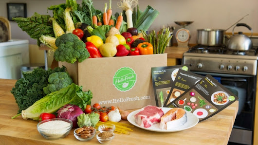 Why Starting a Meal Kit Delivery Business could be a Brilliant Idea!