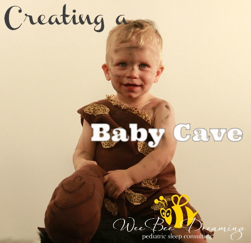 Creating an Ideal Sleep Environment for Your Baby [a.k.a. The Baby Cave]
