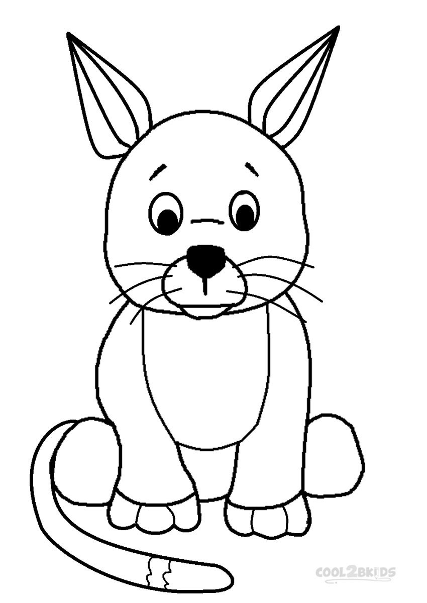 Printable Webkinz Coloring Pages For Kids | Cool2bKids