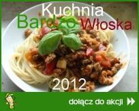 Kuchnia Bardzo Włoska 2012