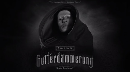 Gutterdämmerung: what is the 'loudest silent movie on earth' playing at?