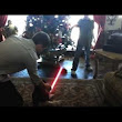 Giving a Baby a Light Saber Is Never a Good Idea