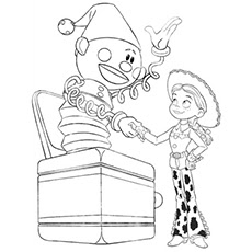 Buzz And Woody Coloring Pages at GetColorings.com | Free ...