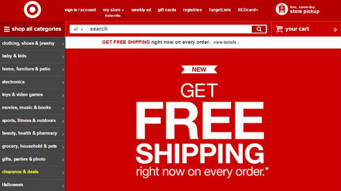 How Retailers can Compete with Target's New Free Shipping Policy