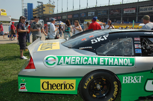 NASCAR revs up fifth season on ethanol at Daytona
