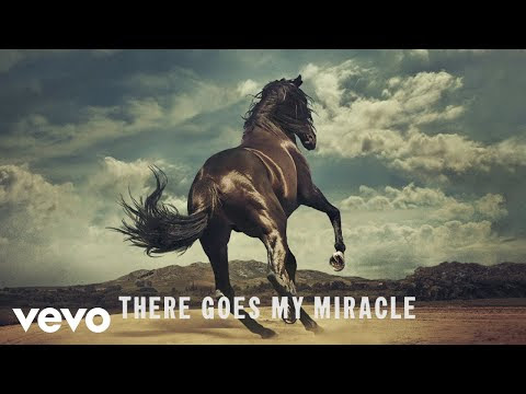 "Bruce Springsteen - New Song ""There Goes My Miracle"""