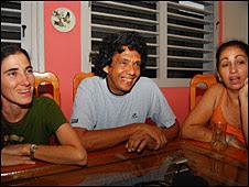 Blogueros cubanos Foto: Raquel Pérez