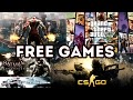 Free Games Download Pc