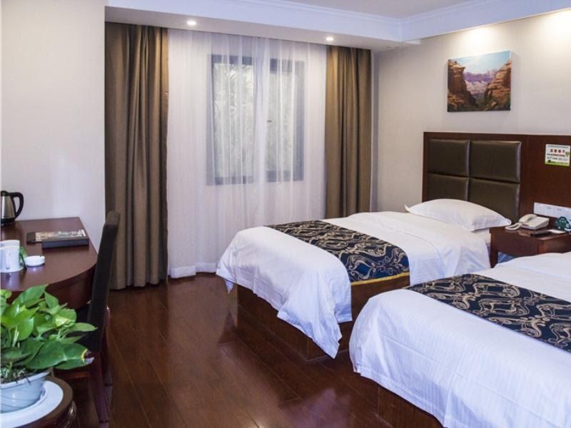 GreenTree Inn Hefei High-tech District Animation Industrial Park Hotel Discount