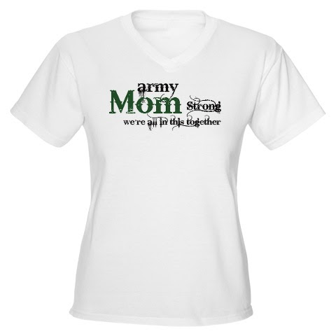 Army Mom Strong T-Shirts, Mugs, Magnets