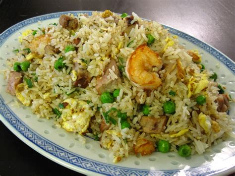 yeung chow fried rice recipe cooking  alison