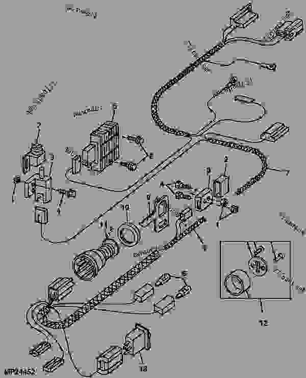 For John Deere Gator Kawasaki Engine Wiring Diagram