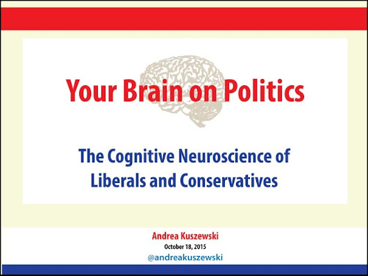 Your Brain on Politics: The Cognitive Neuroscience of Liberals and Co…