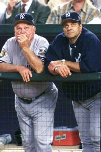 Don Zimmer and Joe Torre