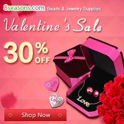 30% OFF Valentine's Sale