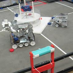 robotic cars