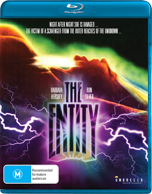 The Entity Review (Umbrella Entertainment Blu-Ray) - Cultsploitation