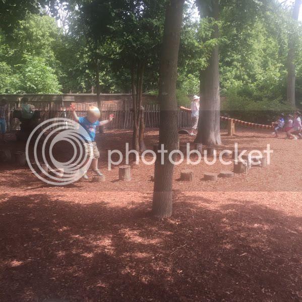 play area cliveden
