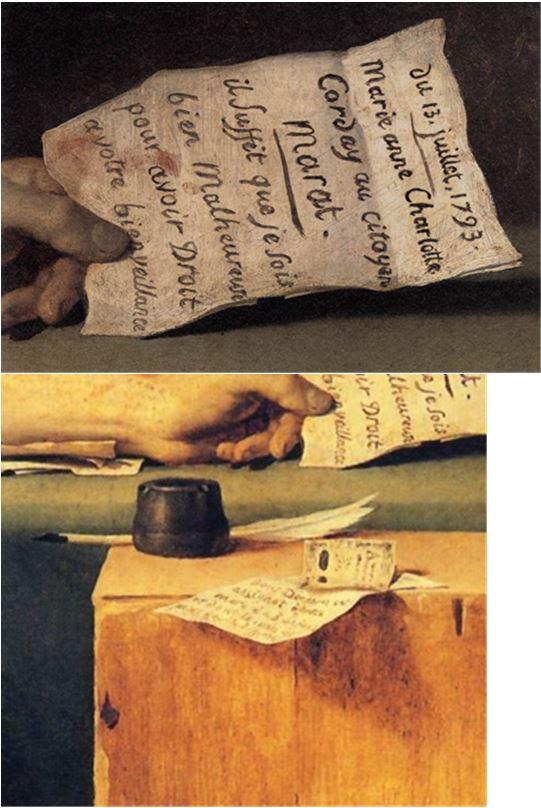 La Mort De Marat De Jacques Louis David Implications Philosophiques