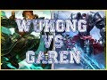 League of legends Wukong vs Garen - Top lane S8 2018