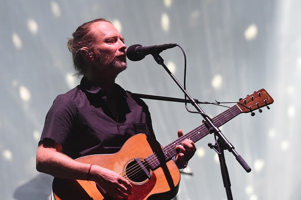 RADIOHEAD (Foto: Getty Images)