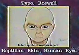 5 Alien Yang Pernah Datang Ke Bumi