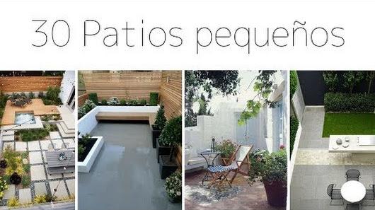 Pabla en casa google for Patios de casas y jardines