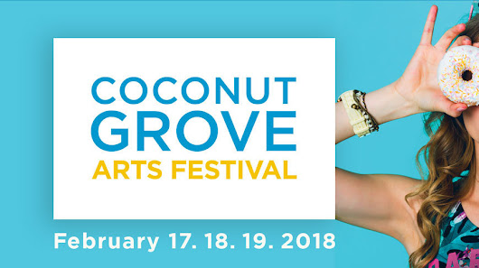 Coconut Grove Arts Festival 2018 by MiamiGO!