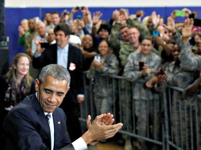 Obama Soldiers AP