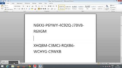 windows activation key download