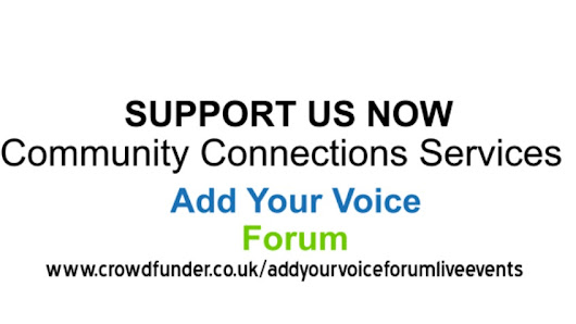 Add Your Voice Forum Live Events