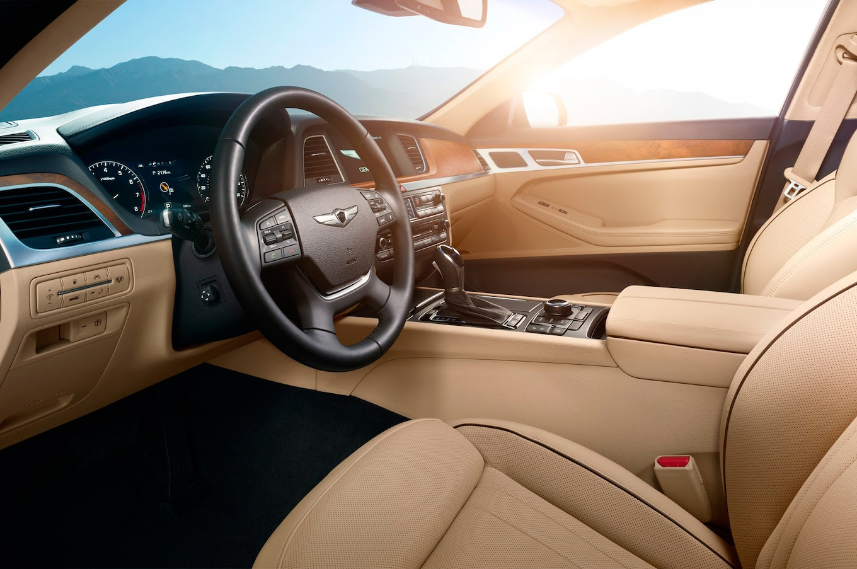 ... Genesis G80 Priced $2,650 Higher Than Hyundai Genesis - Motor Trend