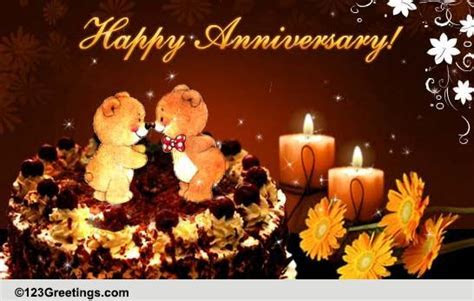 Anniversary To a Couple Cards, Free Anniversary To a