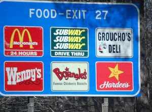 Fast Food Places Nearby To Eat