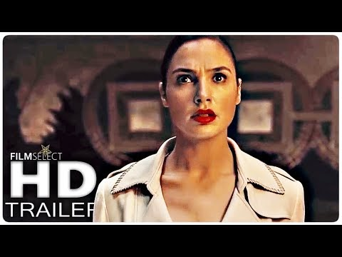 Trailer oficial Liga da Justiça Snyder Cut (HD)