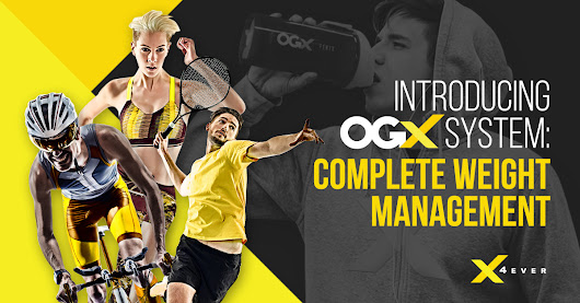 New OGX System: The complete weight management line up from OG