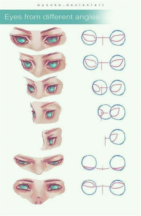 eye reference drawing   drawing techniques