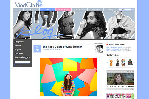 ModCloth interview