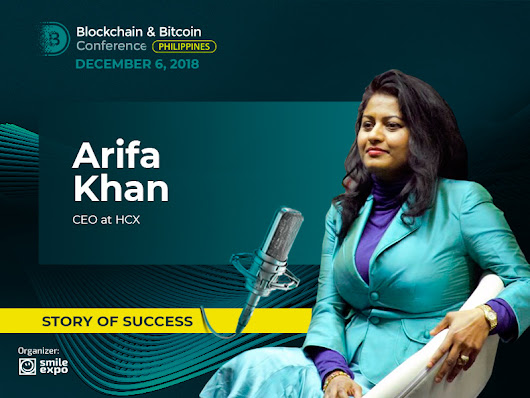 """I wanted to change the status quo with blockchain"" - The Story of Arifa Khan, Founder at Himalaya Labs & Fintech Storm 