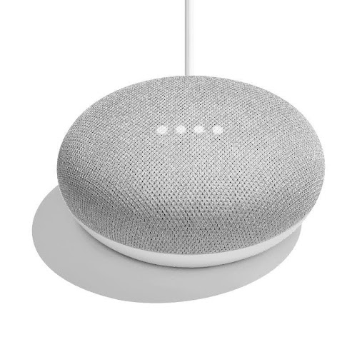 Google Home Mini Speaker Chalk