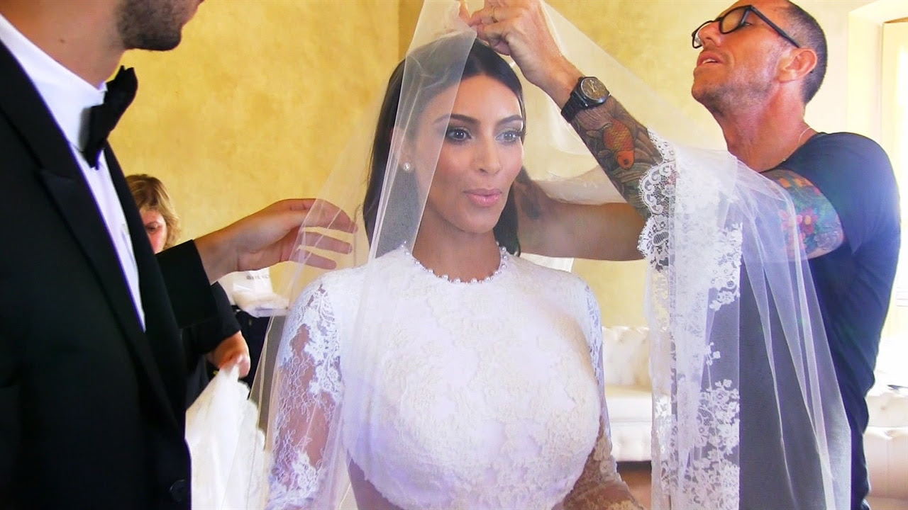 Image result for keeping up with the kardashians wedding